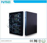 Indicador de diodo emissor de luz fixo interno cheio da instalação da cor SMD P4 de Nse