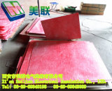 La striscia del materiale di isolamento, impermeabilizza il pannello isolante