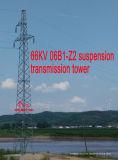 Torretta della trasmissione della sospensione di Megatro 66kv 06b1 Z2