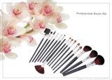 O produto mais recente Black 12PCS/16PCS/32PCS Conjunto de escova de Maquiagem personalizada