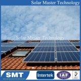 태양 전지판 주석 지붕 주석 입상 솔기 지붕 Hook5를 가진 태양 부류 설치 및 태양 가로장, 태양 끝 죔쇠 중앙 죔쇠