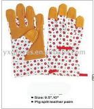 Перчатк-Безопасность ткани Перчатк-Цветка сада Перчатк-Дешевая Перчатк-Трудится Перчатк-Работает перчатка