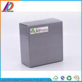 La lamination brillant rectangulaire écologique petite boîte en carton ondulé