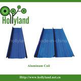 Beschichtet u. prägten Aluminiumring-Blatt (ALC1104)