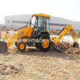 Mini caricatore dell'escavatore a cucchiaia rovescia con CE da vendere (WZ25-20)