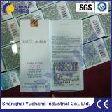 Impresora de inyección de tinta de Cycjet para las cajas de embalaje de la crema dental, cartón de tarjeta del oro