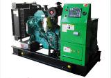 groupe électrogène diesel électrique silencieux de Genset de puissance de prix usine de 10kVA 20kVA 100kVA 200kVA 250kVA 30kVA 25kVA 60kVA 80kVA Guangzhou
