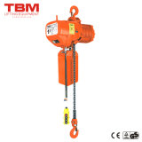 Nuovo Type High Grade Fixed 1ton Electric Chain Hoist