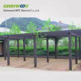 Le WPC Pergola Post bois Colonne carrée composites en plastique