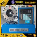 Certificação Ce Dx68 Novo Estilo de máquina de crimpagem de mangueira de borracha