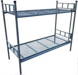 Good Quality Light Weight Strong Bearing Capacity Folding Bunk Bed