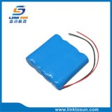 Navulbare 18650 2s2p 4400mAh Li-IonenBatterij 7.4V voor Spreker Bluetooth
