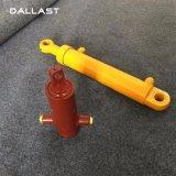 De cilindro hidráulico de vários estágios de Rod do estágio do equipamento do salvamento 3/4/5