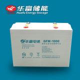 Batería solar 2V 1000ah del gel de VRLA