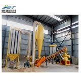 Полностью завершить биомассы древесных гранул линии машины из Китая