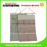 A utilização de diversos e 100% o tipo de tecido de lona roupas penduradas Organizer
