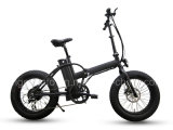 Big Power Fat Pneu Bicyclette électrique de 20 pouces pliante