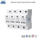 Protecteur de surtension à puissance triphasé modulaire 40ka 380V 4p