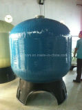 PE Liner Pressure Vessel van Fpr 150psi voor Water Treatment
