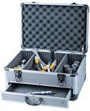 Cassa di strumento di trasporto di alluminio professionale