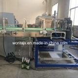Película de cor para frascos de máquinas de embalagem retrátil
