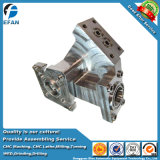 Personalizzare il pezzo di ricambio di macinazione del macchinario di CNC dell'alluminio automatico della macchina di precisione