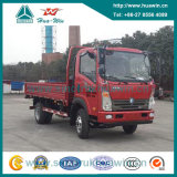Cdw 757p6a 4X2 120 HP 8 Ton Light Duty Cargo Truck