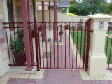 Cancello esterno del ferro dell'annata di alta qualità