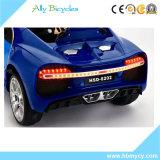 Bugatti 12V de alta crucero simulación eléctrica de los niños de paseo en coche