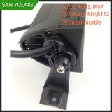 50 pulgadas 288W de la barra de luz LED IP67 4X4 LED de Conducción todoterreno Camión Lightbars