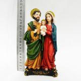 دين زخرفة مسرحي [بولرسن] مقدّسة أسرة تمثال صغير