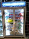 Handelsgefriermaschine für Eiscreme/essbare Meerestiere