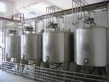 Tanque de mistura refrigerando e de aquecimento de aço inoxidável de armazenamento