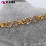 Environmental Copper - 73764の方法Xuping Simple L Women 18kの金Plated Jewelry Bracelet