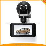 背面図車のカメラDVRが付いている2.7inch FHD 1080P車のダッシュのカメラ