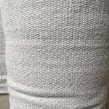 Pano de cerâmica de reforço em aço inoxidável