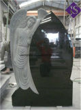 중국 제품 또는 유럽인 또는 러시아 또는 미국식 화강암 또는 대리석 묘비는을%s 가진 주문 설계한다