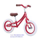 Heißer Verkaufs-scherzt Stahlspielzeug-Auto Reitausgleich-Fahrrad-/Kind-rotes Ausgleich-Fahrrad