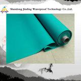 PVC que cubre sencillo impermeable de la membrana usado