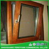 Preiswerter Preis-energiesparendes doppeltes Glas UPVC u. Kurbelgehäuse-Belüftung Windows und Türen