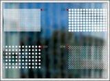 Tela de seda impressa moderada/vidro temperado para a porta/escritório/decoração do chuveiro