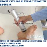 Terapia extracorporea di onda d'urto della macchina dell'onda di urto di Eswt per il gomito di tennis refrattario