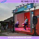P8 Outdoor Location mur vidéo LED en couleur (CE) DE LA FCC
