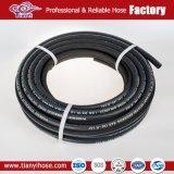 3/8-дюймовый SAE 100r2на / 2SN резиновые высокого давления гидравлического шланга