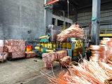 Verwendetes Aluminium erstellt Ballenpresse ein Profil