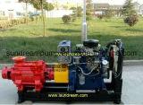 Тепловозный пожарный насос двигателя насоса пожара