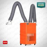Сварка положение с помощью гибкого отвода газов емкость для сбора пыли