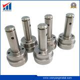 L'aluminium/cuivre/laiton de haute précision de pièces d'usinage CNC