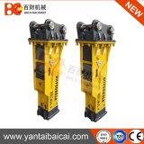 掘削機のための建設用機器の油圧ブレーカ11 - 16トン