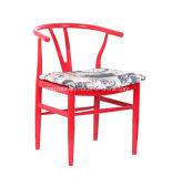American chaise de salle à manger métallique classique, utilisé une chaise pour Restaurant ZS-T-V02